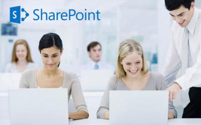 Presentatie op Congres SharePoint