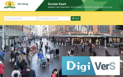 Sociale Kaart Den Haag – Digivers