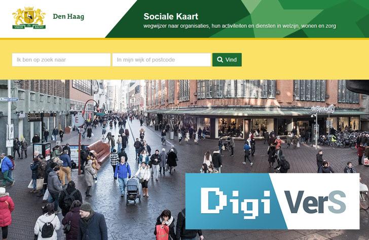 Den Haag Sociale Kaart Digivers
